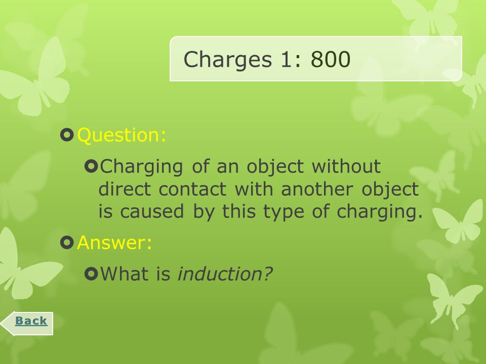 Charges 1: 600  Question:  The problem with the statement Protons with a negative charge are attracted to electrons with a positive charge is this.