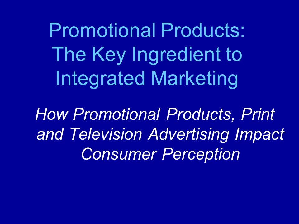 impact of tv ads on consumers