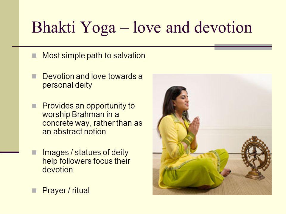 path of devotion hinduism