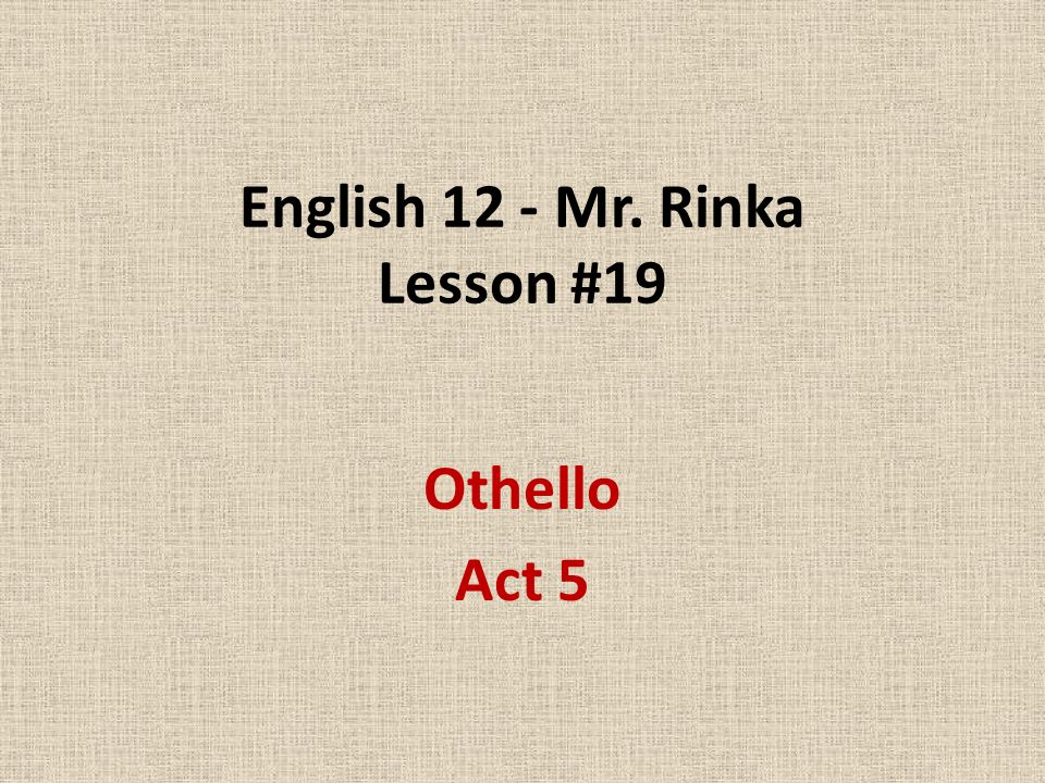 5 page othello research paper Academiaedu is a platform for academics to share research papers skip to main content  othello essay 4 pages  (52 401) by saying this, othello wants to.