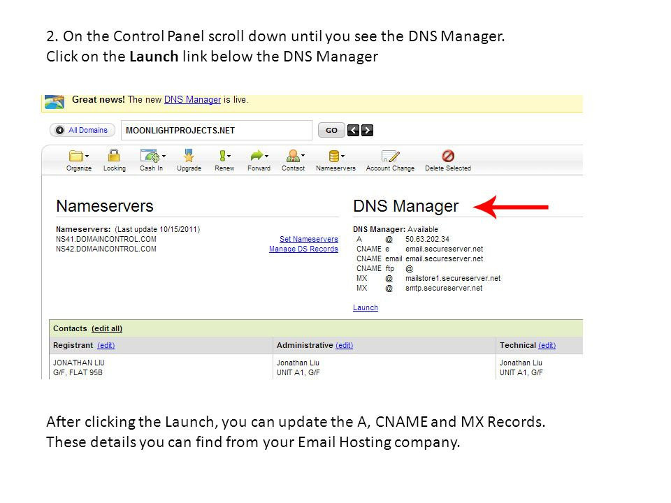 Setting up Gmail with Godaddy/Hostgator To use Gmail with