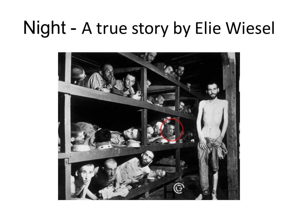 Printable Worksheets night elie wiesel worksheets : Night - A true story by Elie Wiesel. Journal Questions What do you ...