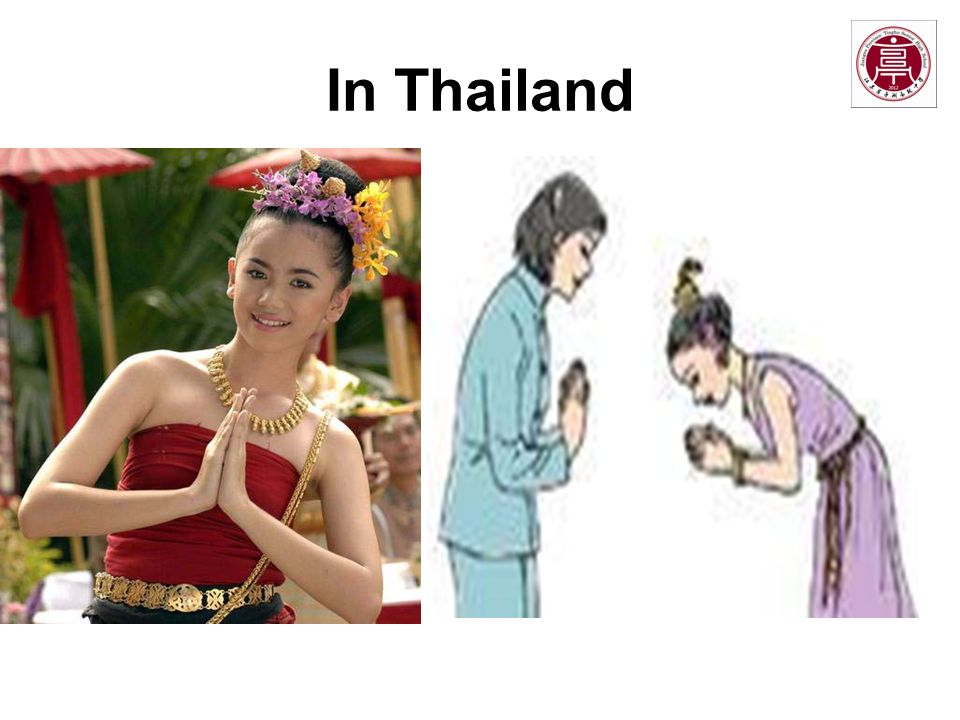 Module 6 unit 3 understanding each other various ways of greeting 3 in thailand m4hsunfo