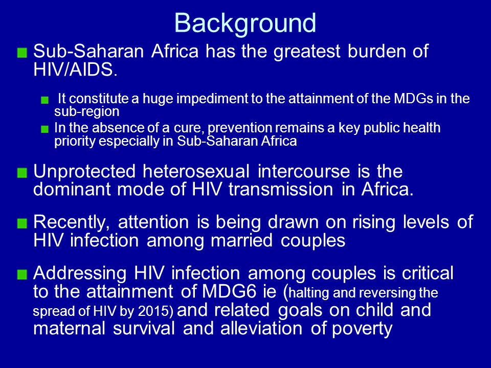 Is Marriage Protective? Risk Factors for HIV/HSV2 Infection among