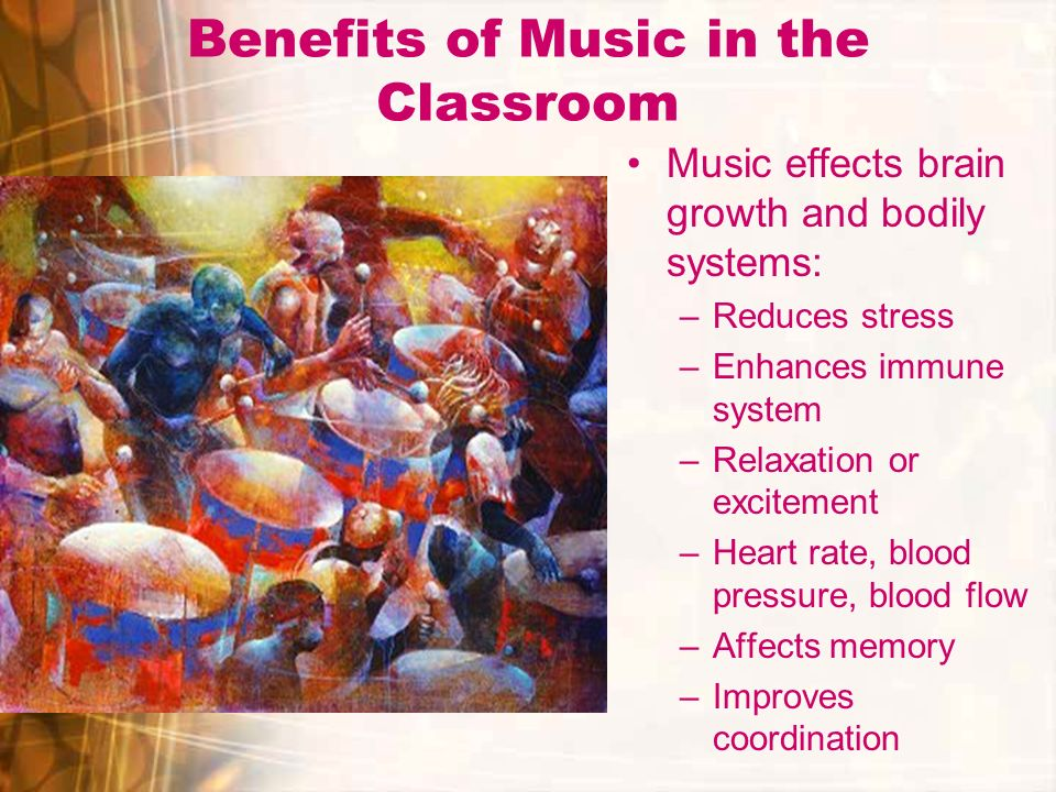 music affecting heart rate