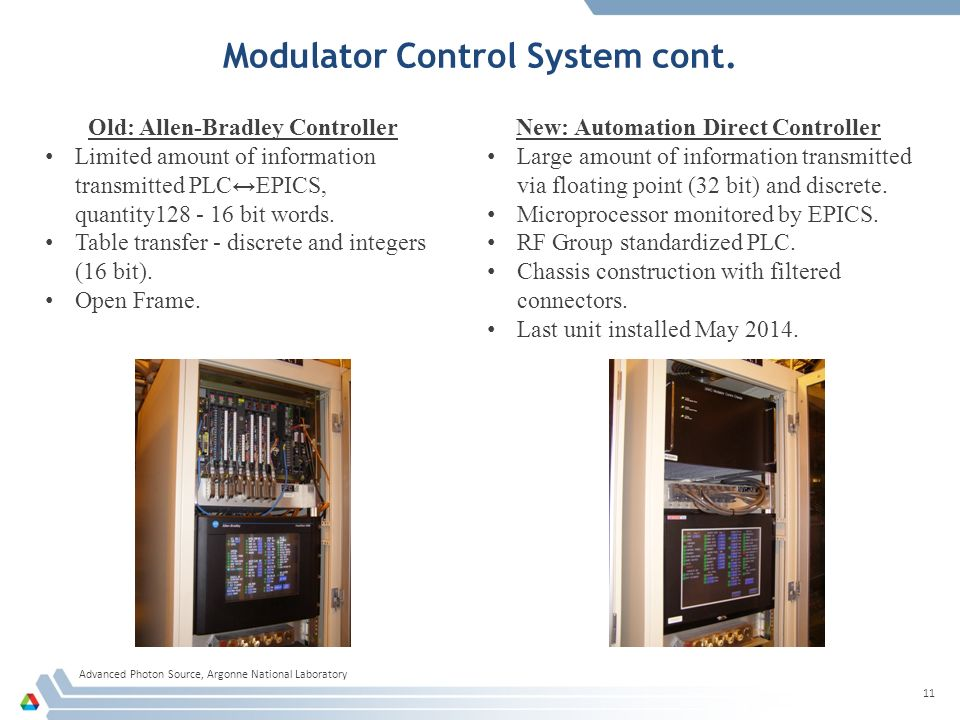 Improvements to the APS LINAC and SR/Booster klystron HVPS, and