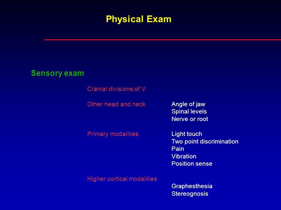 Clinical Approach to Neurologic Disorders Anatomic