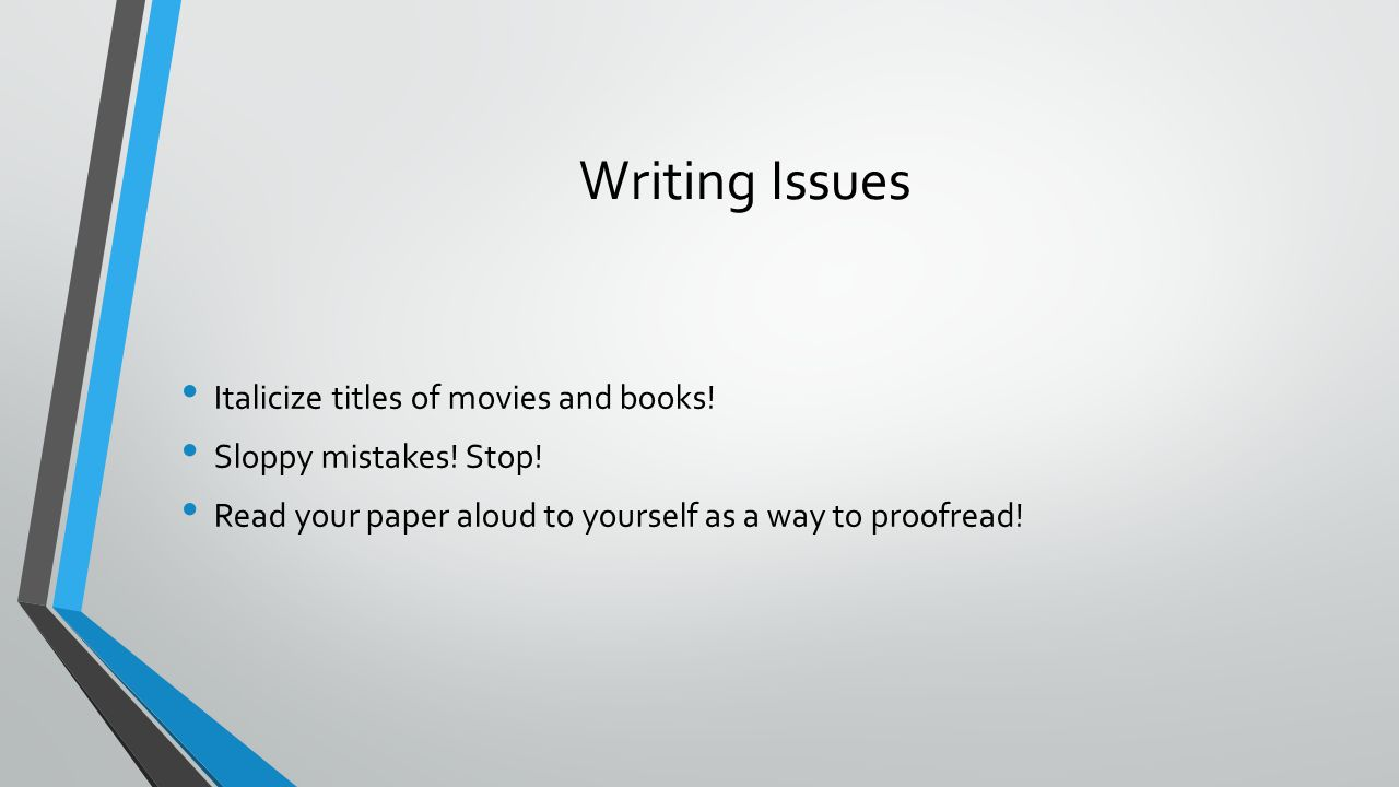 High School Sample Essay Writing Issues Italicize Titles Of Movies And Books Essay For High School Students also Independence Day Essay In English Writing The Final Essay Writing Issues Italicize Titles Of Movies  How To Write A Research Essay Thesis