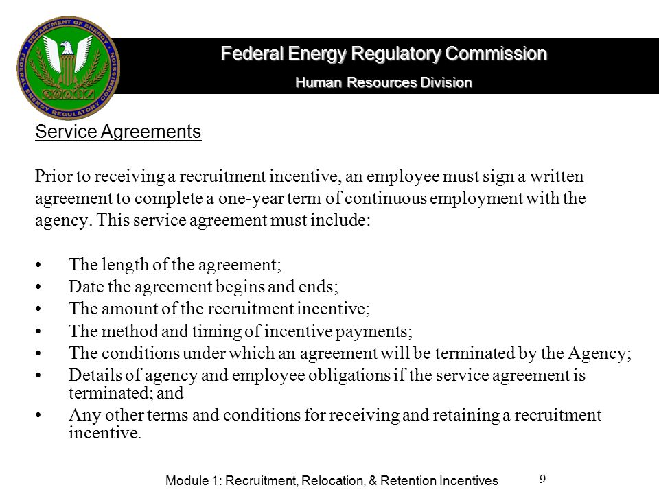Federal Energy Regulatory Commission Office Of The Executive