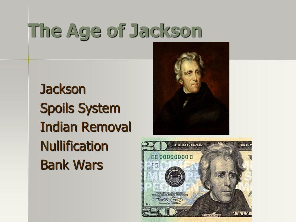 significance of spoils system