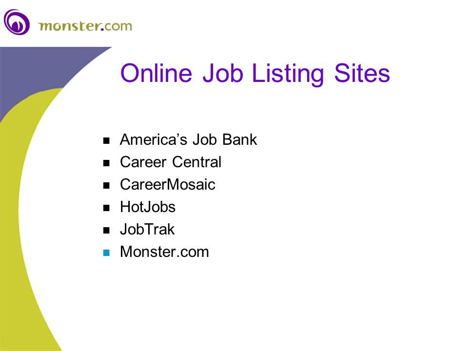 Online Job Search: Present & Future -- Brendan Connerty