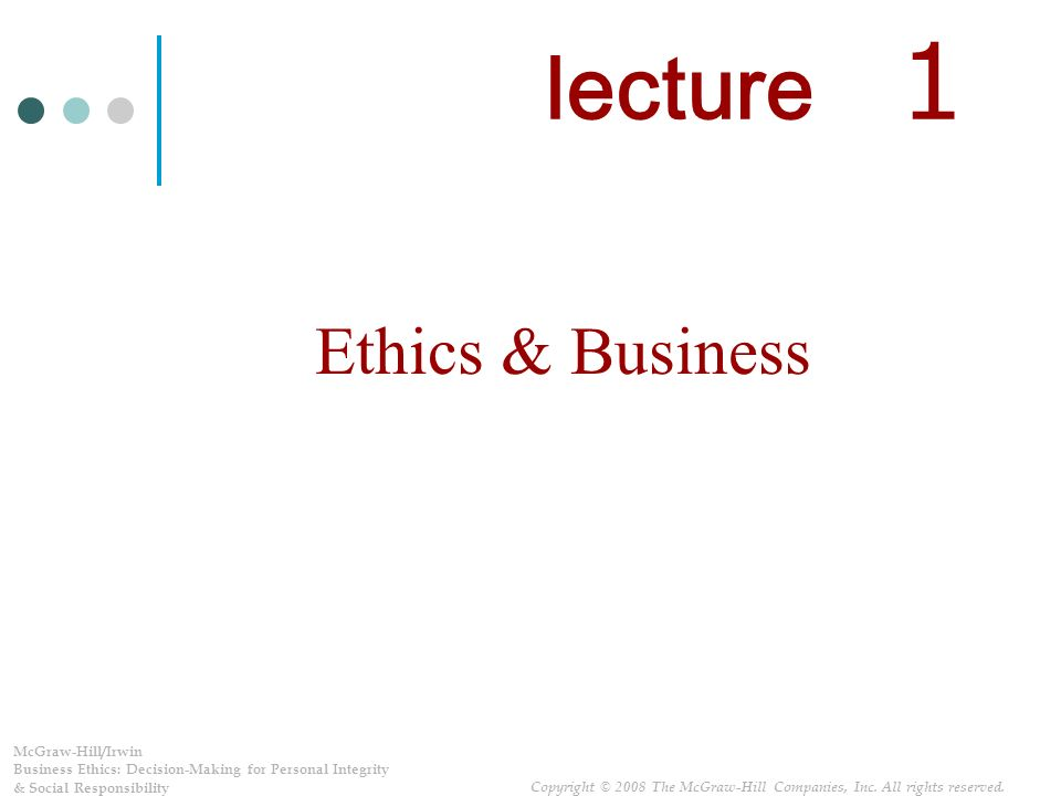 is there ethics in business world One area clearly in need of attention is business ethics, especially given the transgressions in the financial world in recent years some of the nation's top researchers think so too.