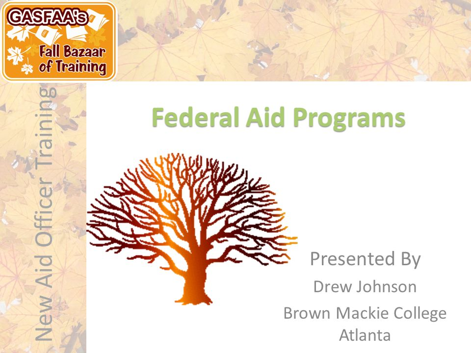 Brown mackie financial aid phone number