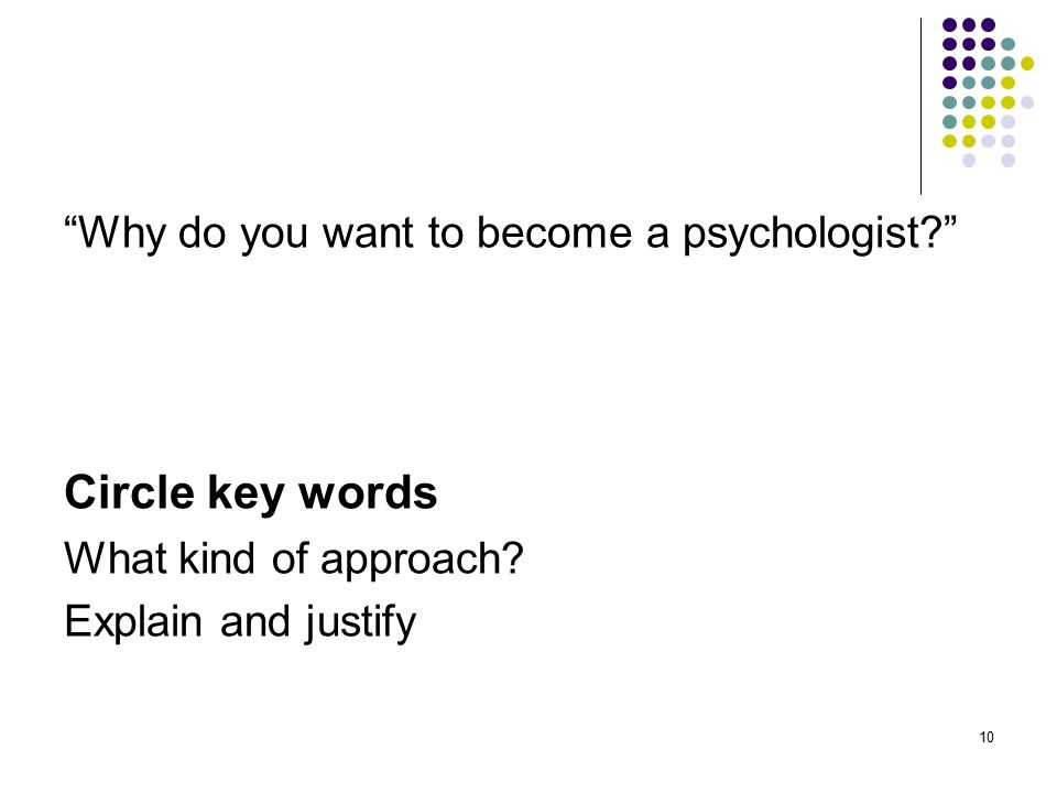 1 Welcome to IST Department of Psychology ppt download