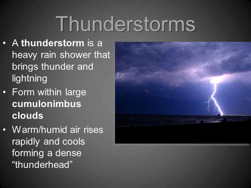 thunderstorm and tornadoes specific purpose View notes - correct outline form-1 from spc 1321 at texas a&m university, –commerce correct outline form specific purpose: to inform the audience about tornadoes.