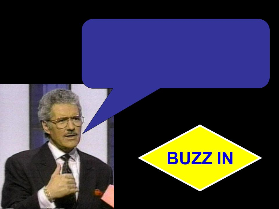 BUZZ IN