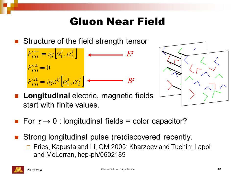 Gluon Fields at Early Times and Initial Conditions for