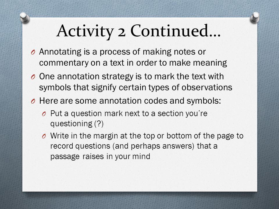 Module 1 Unit 1 Lesson 1 Agenda O Introduction Of Module And Lesson
