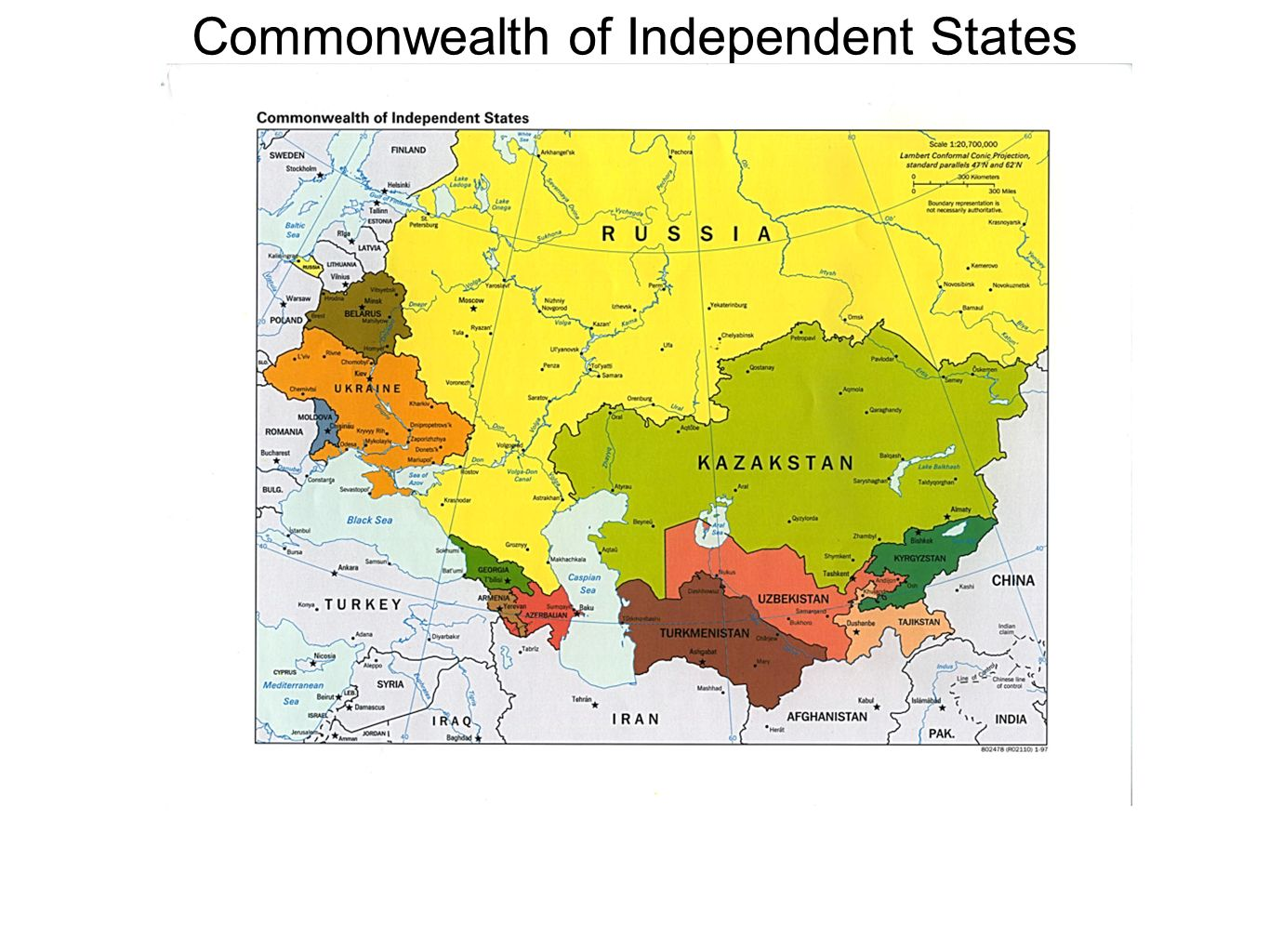 Commonwealth of Independent States