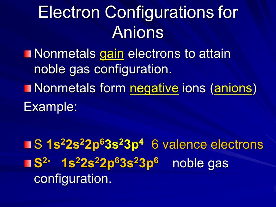 Electron Dots For Cations Metals will have few valence electrons These will be given away Forming positive ions Ca 2+ Now make Li an ion.