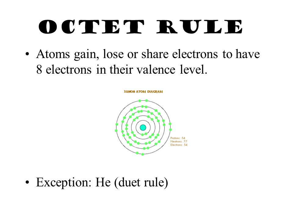 Why are electrons important. Chemical bonding involves electrons in the outermost energy level.