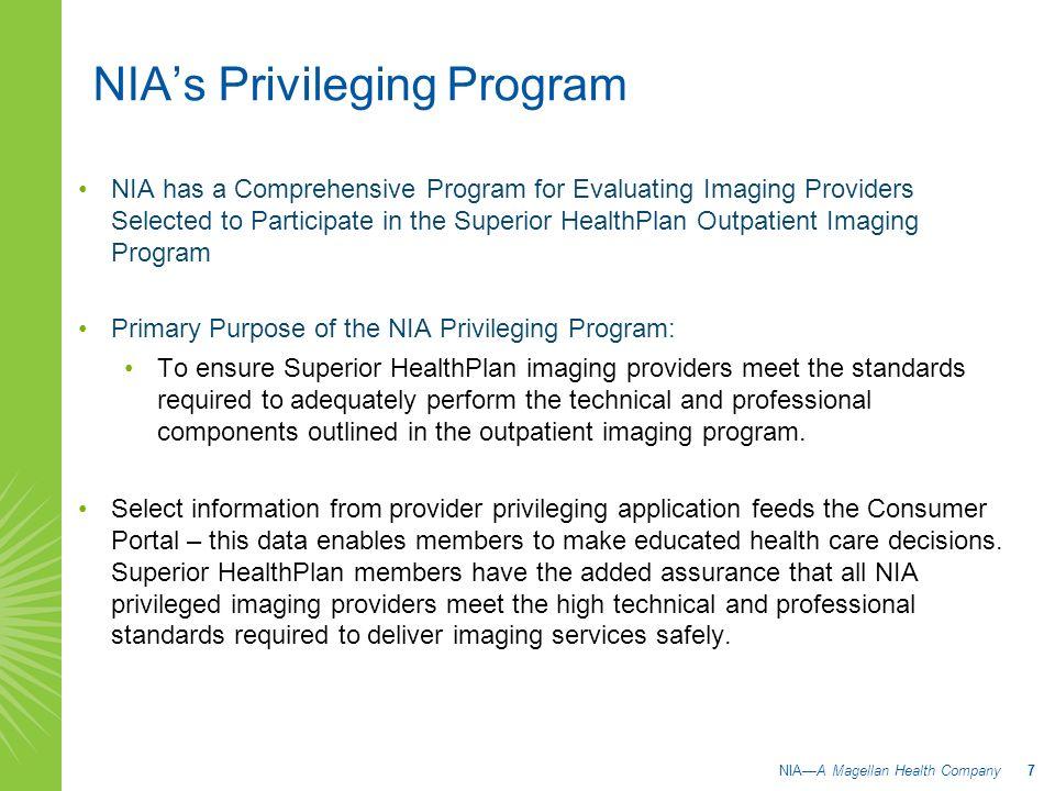 Superior Healthplan Provider Training Program Provider Training