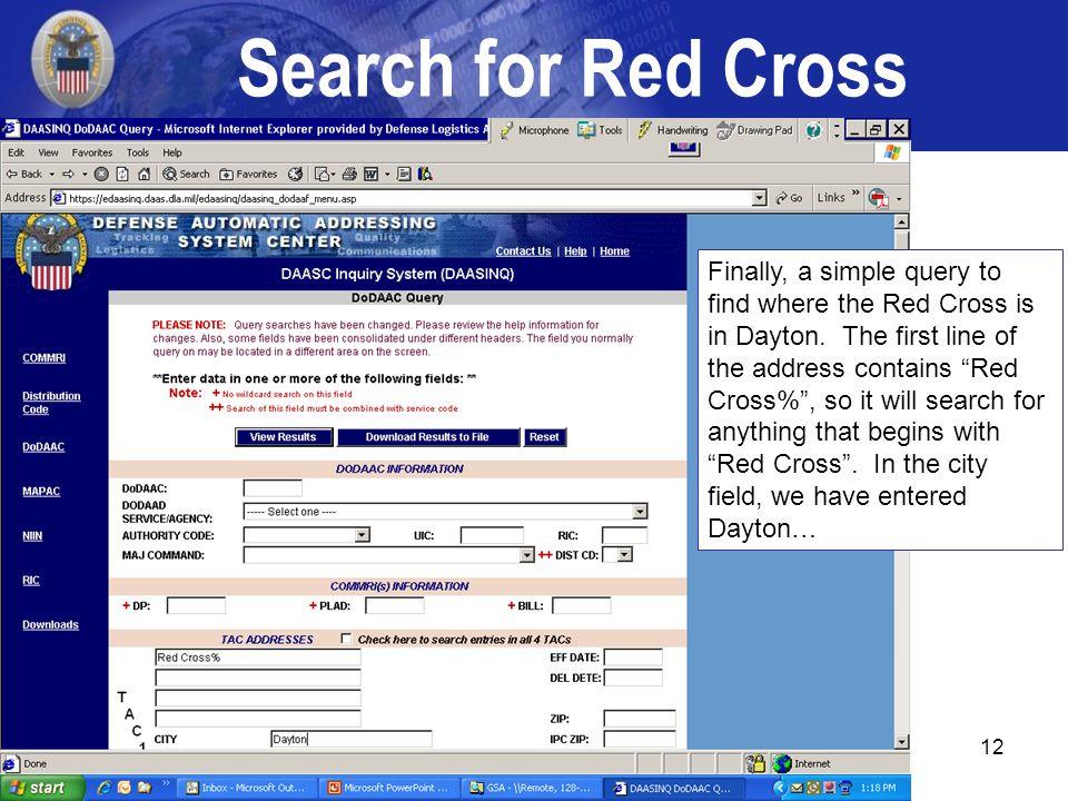 1 Defense Logistics Agency DoD Activity Address Directory