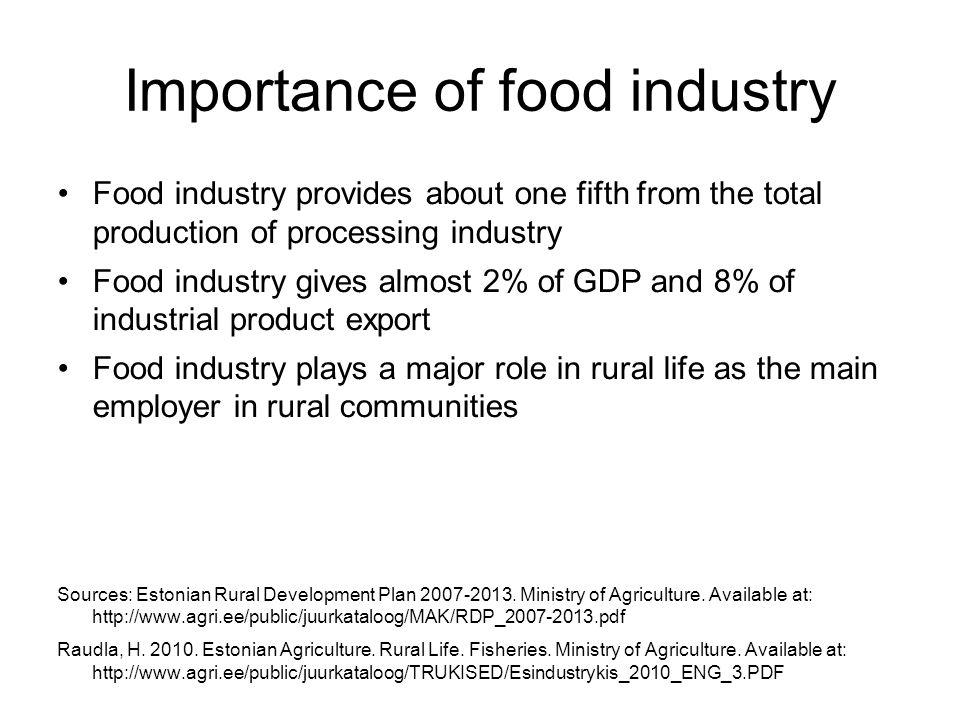 importance of agriculture pdf
