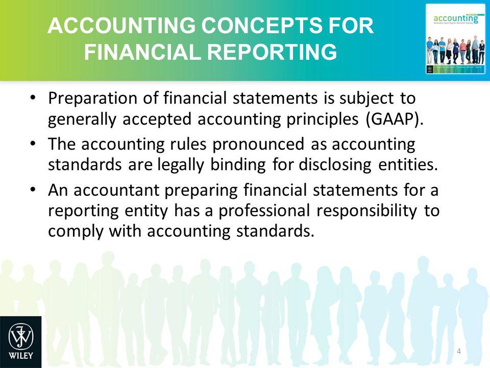 10 accounting principles
