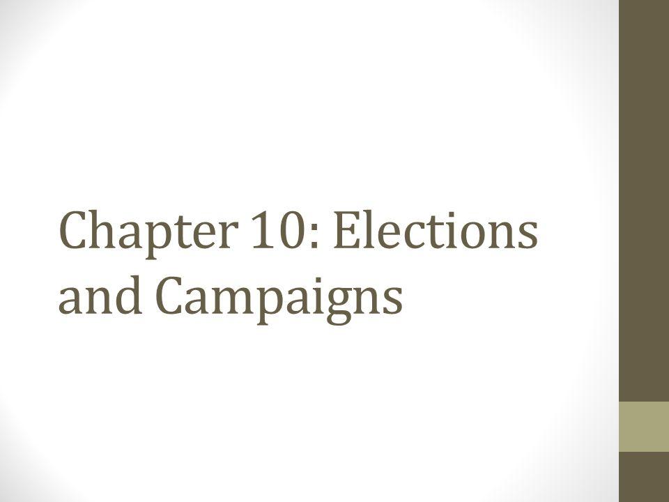 ap gov chapter 10