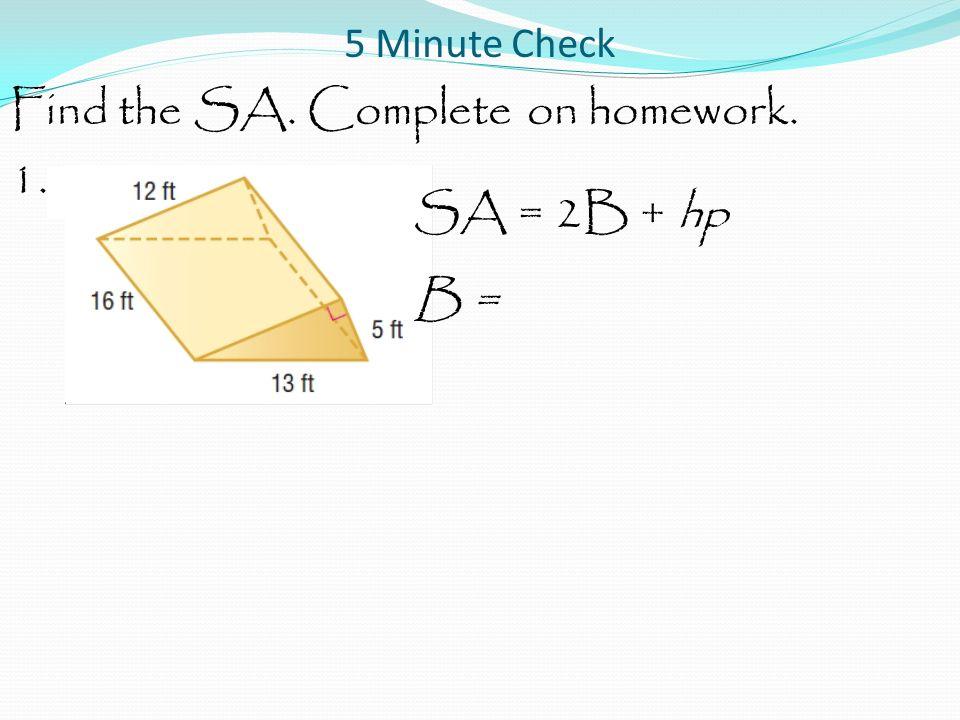 geom hp homework