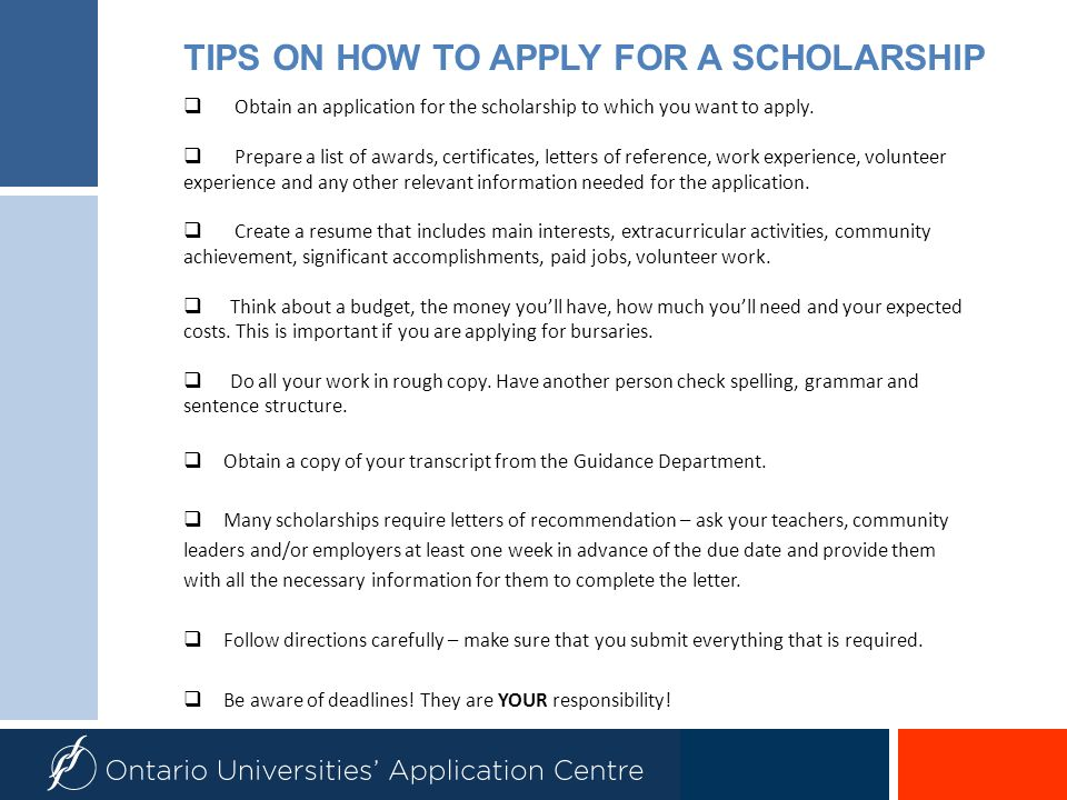 why is a scholarship important to you The money from a scholarship helps by allowing you to be more selective in how you spend your free time you'll be able to maximize the college experience through service-learning, volunteer opportunities and internships if your scholarship award is small, and you still need to work while going to school, use this time wisely.