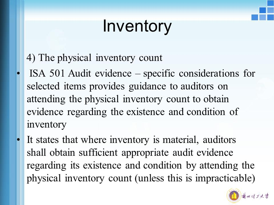 inventory frauds cases