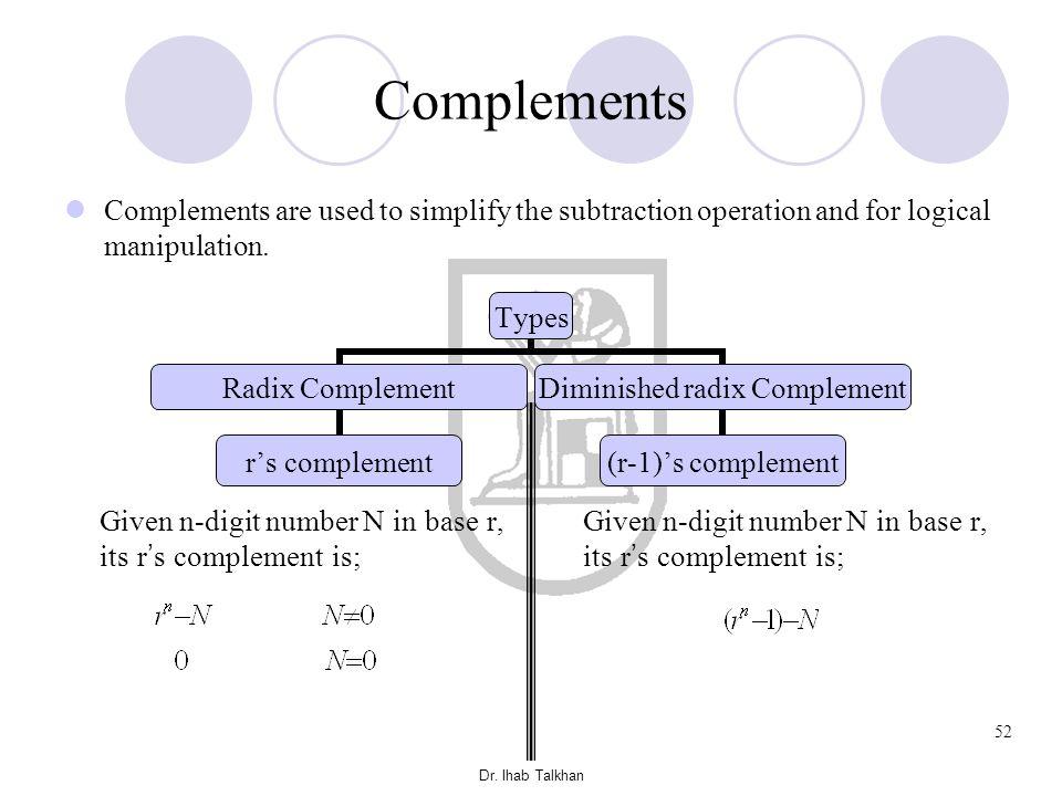 dr ihab talkhan 1 logic design first year computer eng dept dr rh slideplayer com