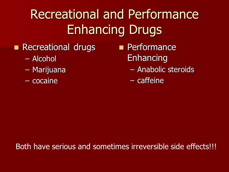 Performance Enhancing Drugs Sports Medicine I  Recreational