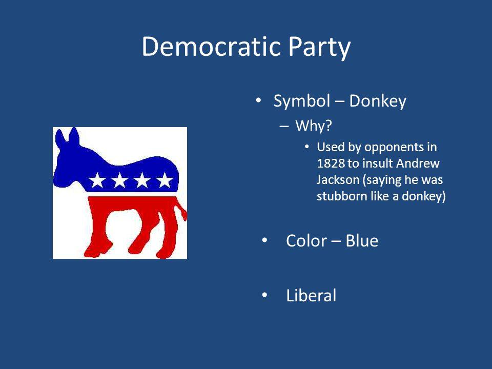 Republicans And Democrats Liberals Vs Conservatives Liberal