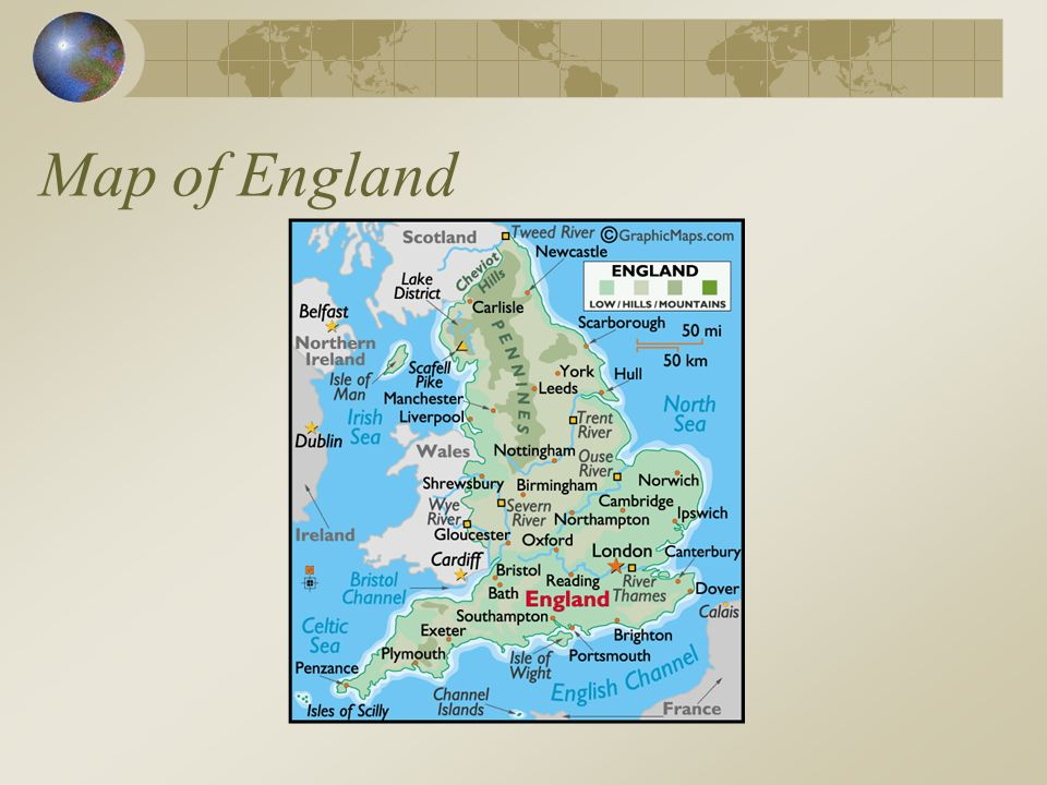 Let\'s Learn About England. Where is England? Map of England. - ppt ...