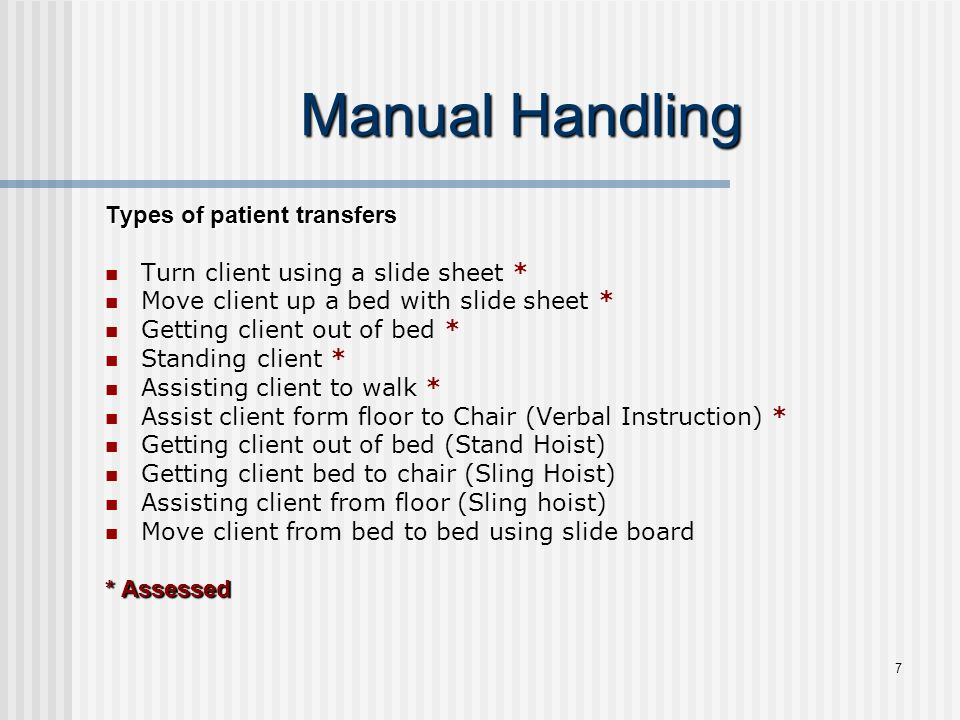 Surprising 1 Manual Handling Marija Buttery Version 7 Ppt Download Onthecornerstone Fun Painted Chair Ideas Images Onthecornerstoneorg