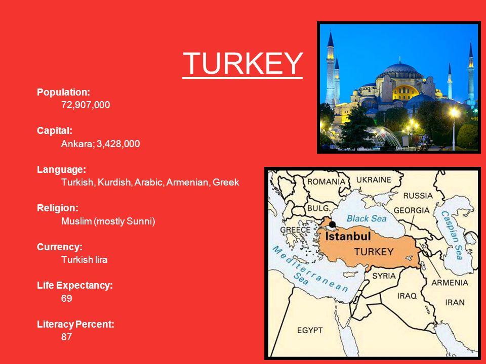 Turkey By: Omar Osmani and Ahsan Shah a k a P-Boyy TURKEY By: Omar