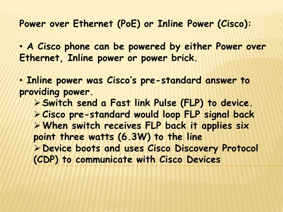 CHAPTER 3 & 4  Understanding the Cisco IP Phone Concepts and