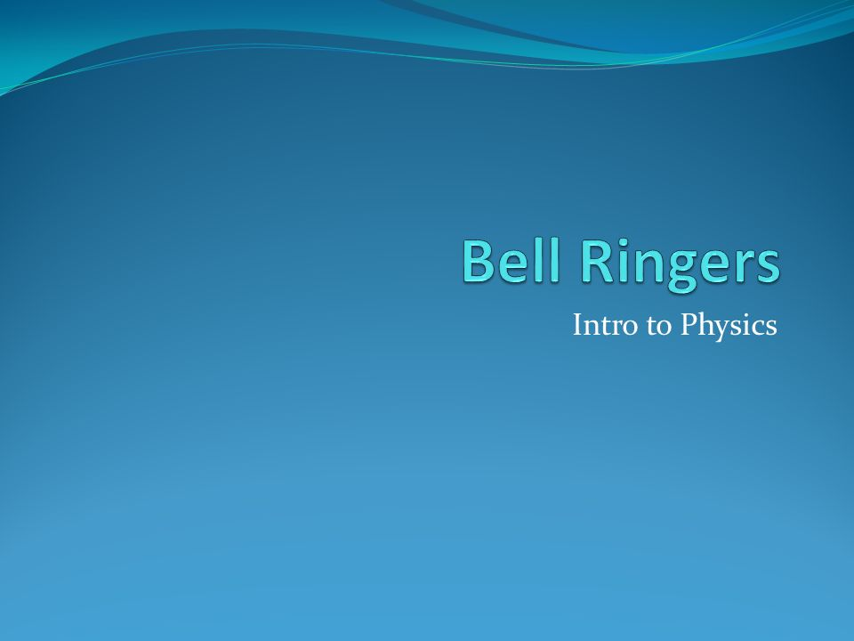 1 intro to physics