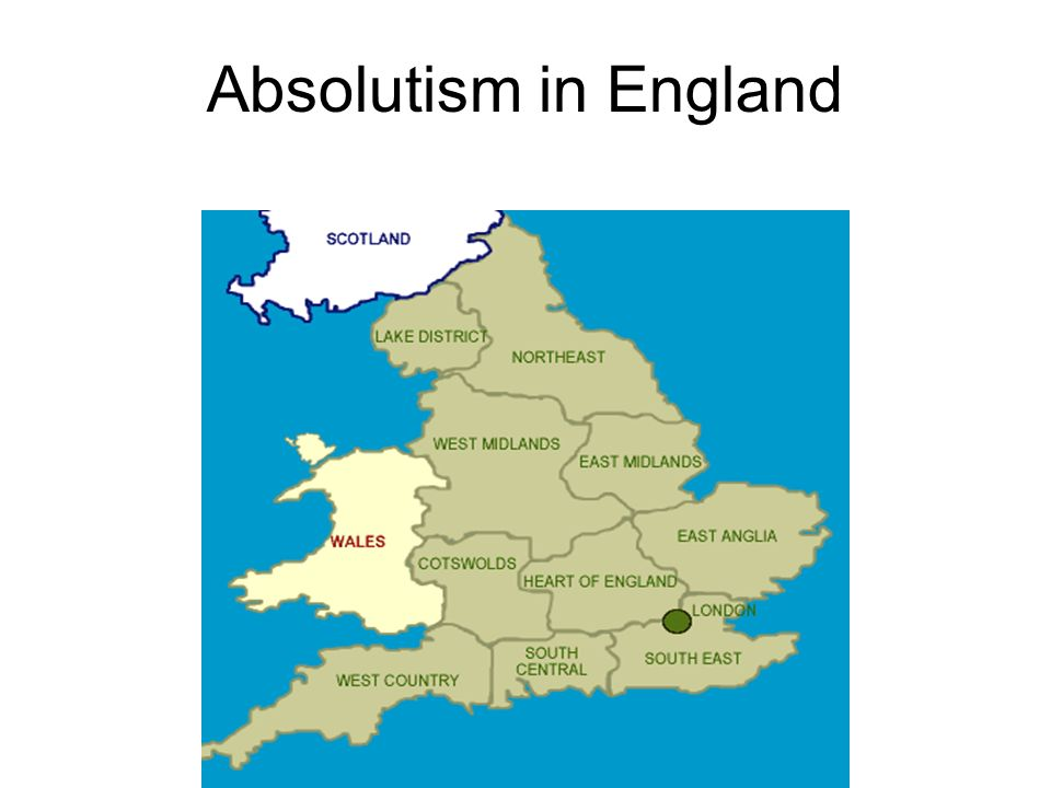 Map Of England Henry Viii.England Absolutism In England England A Civil War Called The War Of