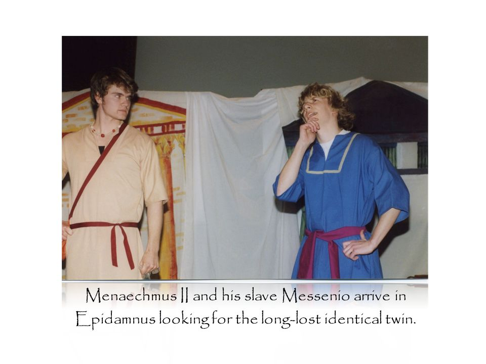 the brothers menaechmus sparknotes