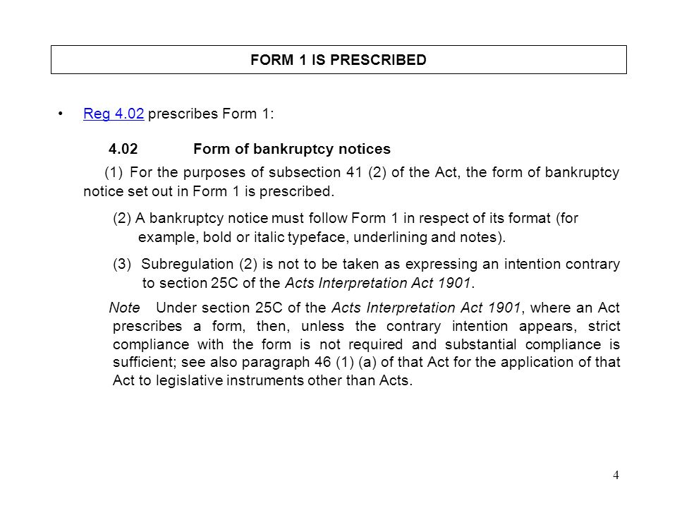 1 insolvency lecture 8 law extension committee 2 typical sequence