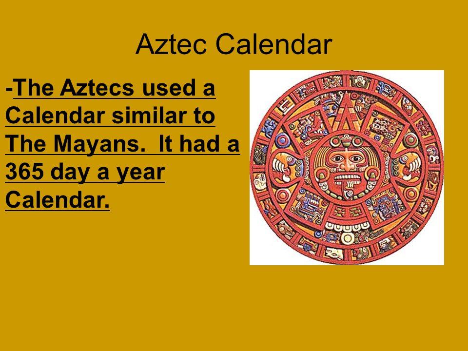 aztec writing translation