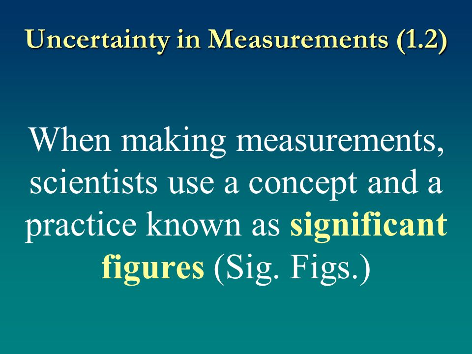 Scientific Method and Measurements Lecture 2 1/9-1/11 Dr. Jenkins ...