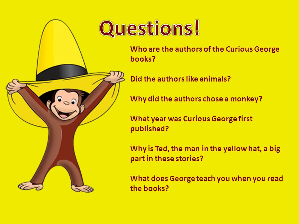 Man In The Yellow Hat Book