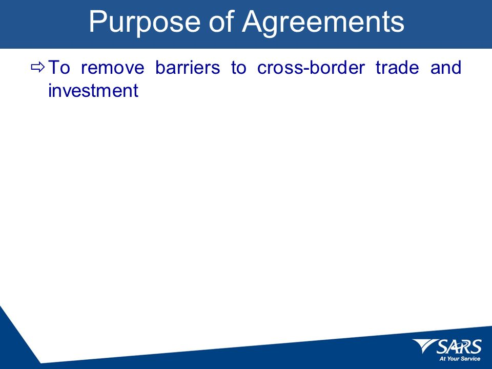 Double Taxation Conventions Agreements 23 August Ppt Download