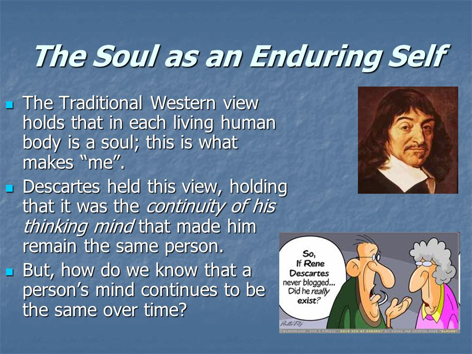 enduring self psychology definition