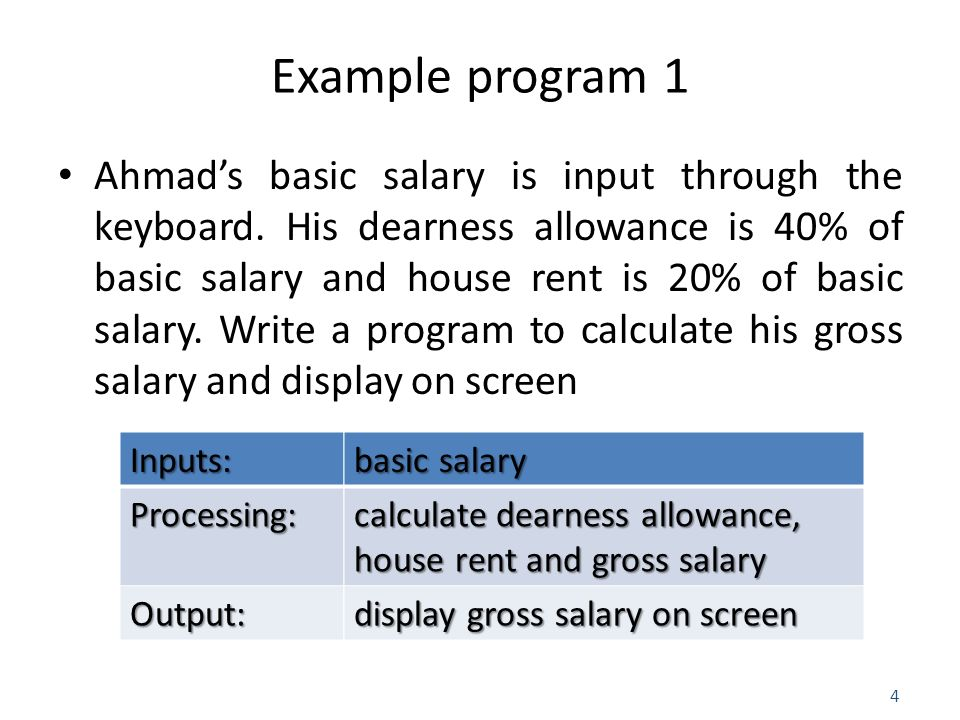 1 CSC103: Introduction to Computer and Programming Lecture No ppt